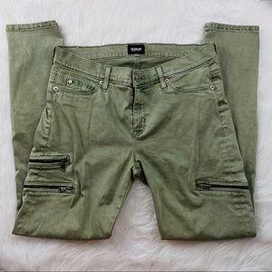 🍍 Hudson Mystic Super Skinny Crop Jeans